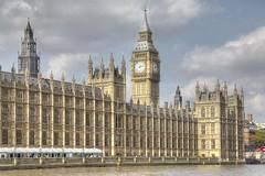 WIDOMSV: Big Ben and Parliment (G-daddyArt) Tags: england london thames bigben polarizer parliment hdr photomatix greatbritan
