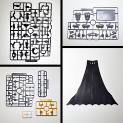 Sprukit Sprues (skipthefrogman) Tags: fun toy action figure batman kit bandai spru sprukits