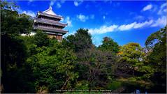 西尾市歴史公園-本丸丑寅櫓