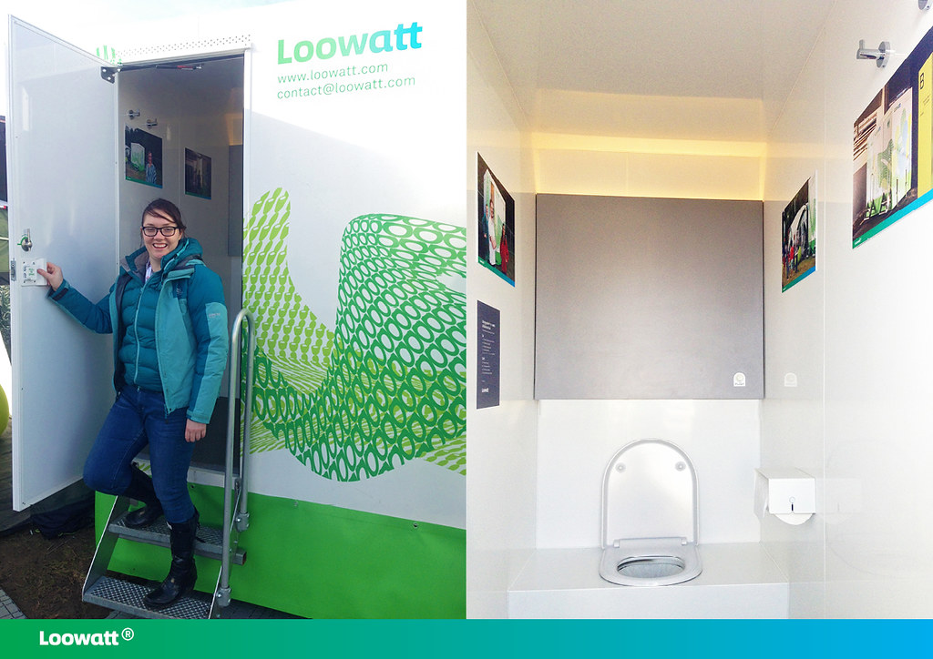 Portable Toilet Exhibition : The world s best photos by loowatt ltd flickr hive mind