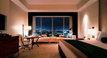 アフタヌーンティーで人気のホテル コンラッド東京