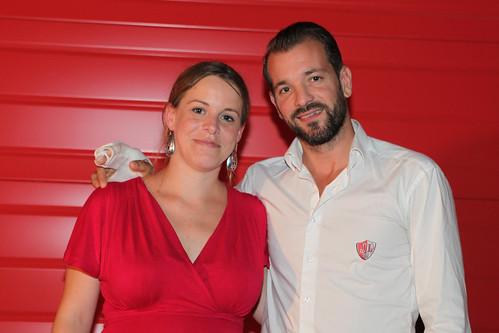 Adeline Bouilloux & Simon Darnauzan - ©Vincent Janiaud