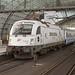 Berlin Hbf Taurus PKP 5370 001 1251 als EC45 naar Warszawa Wschodnia