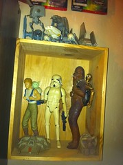 Star Wars vintage figures (DocteurKi) Tags: nerd geek collection collectors limited goodies limitededition collector collectorsedition