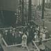 Launch party of HMS Jackal