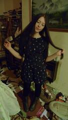 (chimidoro) Tags: uk home me mess messy athome  untidy catpuke chimidoro  roxannekirigoe   roxannekirigoe shikijitsu