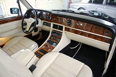 Bentley Turbo R Hooper Coupe (1987) (eandh777) Tags: coach royal parchment turbo r saudi co hooper ebony bentley built lhd