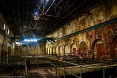 Pigeon House (underground_explorer) Tags: ireland industrial urbanexploration pigeonhouse powerstation ue abandonedbuildings urbex undergroundexplorer
