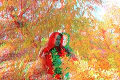 Bosque model shoot in 3d (CaptDanger) Tags: blue red newmexico fashion america canon photography 3d albuquerque anaglyph bosque redblue 3dglasses americansouthwest 3dimensional 3deffect 3dimages fallpictures 3dimage 3dtrees seasonfall 3dpicture anaglyph3d anaglyphglasses 3dglassesrequired treesinthefall albuquerquebosque southweasternus 3dpicturesnewmexico 3dfallpictures fallin3d redblueglassesneeded modelin3d bosquein3d fashionin3d