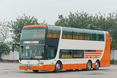 你好,双层巴士 2/Hello, Double-decker II (KAMEERU) Tags: guangzhou bus public transportation doubledecker ankai hff6110gs03ev