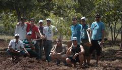 Service Project - Tree Plantation Team