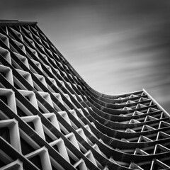 Triangularity (Johnny_Kerr) Tags: abstract motion architecture canon minimal architectural abstraction minimalism minimalist 5dmkiii 5dmk3 johnnykerr 5d3 5dmarkiii 5diii 5dmark3