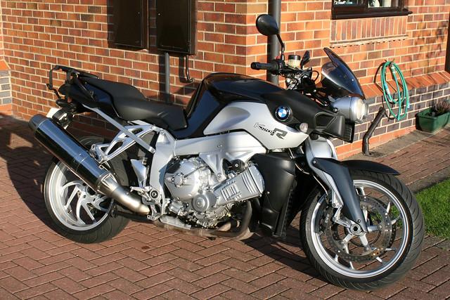 motorbike bmw motorcycle k1200r