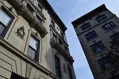 Old New York (Marcela McGreal) Tags: nyc newyorkcity architecture buildings harlem manhattan hamiltonheights hamiltonterrace 144thstreet