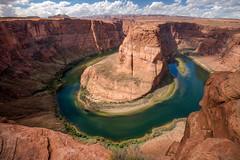 Round the Bend (Longleaf.Photography) Tags: red rock river colorado grandcanyon az canyon page vista navajo awe glencanyon horseshoebend