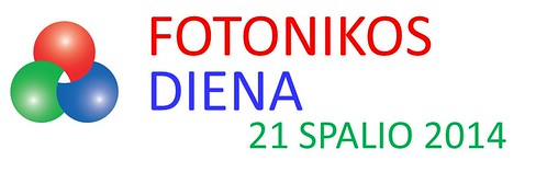 DAY OF PHOTONICS 2014 - Lithuanian
