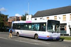 First 48273 YG02 DLV (johnmorris13) Tags: bus volvo group first yeovil wrightwright 48273 busfirst yg02dlv crusaderb6blefirst