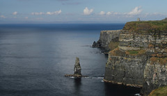 Cliffs of Moher (Galway Pete) Tags: ocean blue ireland nature canon cliffs burren moher coclare pskeltonphoto