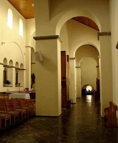 Lobbes - Collégiale Saint-Ursmer de Lobbes
