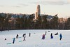 IMG_5971 (Pittsburgh Photography) Tags: snow oakland pittsburgh schenleypark ppc sledriding cathedraloflearning
