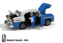 Holden FE Special (1956) (lego911) Tags: auto birthday new classic car sedan model gm lego general render australia special motors zealand 1950s 50s 1956 fe aussie 7th challenge 59 holden cad lugnuts povray 84 moc twotone ldd gmh miniland holdens lego911 niftyfiftiesdaddyo gmnz lugnutsturns7or49indogyears