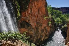 Barranco de la Cola de Caballo (TerePedro) Tags: espaa zaragoza barranco cascada coladecaballo aragn nuvalos