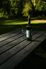 pebru la douce france (tvdijk19) Tags: light vacation sun table wine flash learning lowkey lafrance andsoon strobist pebru