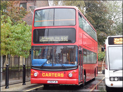 Carters 451 (LX51 FJN) (Colin H,) Tags: bus london st coach ar mary ds lx1 alexander dennis stmary services stagecoach ipswich tr trident 2014 carters capel ibp ocm alx400 fjn ipswichbuspage lx51fjn colinhumphrey