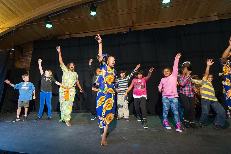 Performance Art and Learning Program (PAL) - Fua Dia Congo