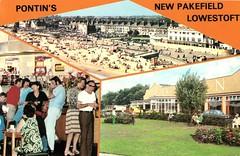 Pontins Pakefield (trainsandstuff) Tags: vintage suffolk retro archival pontins holidaycamp pakefield fredpontin