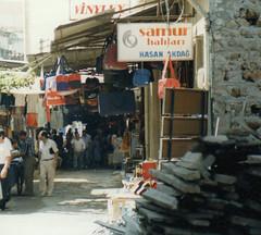 1987 Turkey // Trkeireise // Antalya (maerzbecher-Deutschland zu Fuss) Tags: turkey 1987 trkei antalya trkeireise maerzbecher