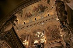 Grand Escalier Ceiling (oxfordblues84) Tags: paris france architecture europe interiors interior operahouse grandstaircase parisoperahouse opranationaldeparis operahouseinterior grandescalier charliesgarnier