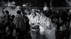 Paseo de las animas (jazbeck) Tags: méxico dayofthedead mexico skull yucatán facepaint calavera mérida díademuertos