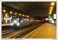 LTE 189 113+NSB 73114 - Haarlem - 41797 (03-11-2014) (Vincent-Prins) Tags: haarlem nsb lte 73114 bm73 189113 es64f4113 41797