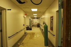 Preakness Healthcare Center (EsseXploreR) Tags: county new abandoned hospital view wayne nj center valley preakness jersey sanatorium healthcare geriatric passaic