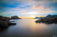 Sunset Playa del Lastre (2) (Legi.) Tags: sunset atardecer nikon d600 portmán