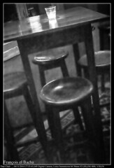 That Chair ... (Francois el Bacha) Tags: lebanon drink seat nightlife beirut pacifico beyrouth liban ruemonnot