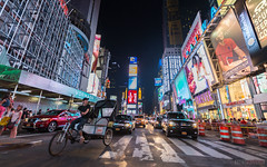 Day 300 - City That Never Sleeps (Trespassion) Tags: newyork canon eos timesquare ef 6d 1635 f28l canon6d trespassion365