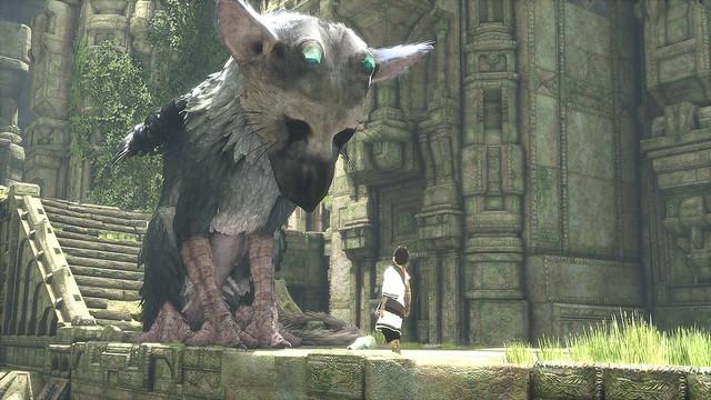 مجموعة جديدة من الصور للعبة THE LAST GUARDIAN