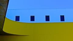 Lisbon Music Superior School (pedrosimoes7) Tags: portugal architecture arquitectura lisbon carrilhodagraa urbanarte arquitecturaportuguesa prmiovalmor ecoledesbeauxarts escolasuperiordemusica