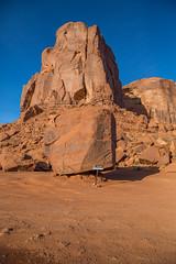 The Cube, Monument Valley Tribal Park, Utah-Arizona 02 (raelala) Tags: 2016 navajonationreservation arizona canon2470mm canon5dmarkiii canoneos5dmkiii canoneos5dmk3 december december2016 monumentvalley navajonation navajonationtribalparks navajotribalpark photographybyrachelgreene rachelgreene roadtrip somuchfuckingmajesty thatlalagirl thatlalagirlphotography thatlalagirlcom travel utah westcoast