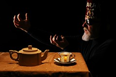 The Mystical Tea Ceremony of the Barakanuba del Siol (Studio d'Xavier) Tags: werehere thewayoftea teaceremony themysticalteaceremonyofthebarakanubadelsiol 365 march282017 87365