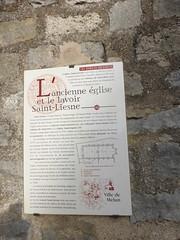 Le lavoir Saint Liesne, Melun