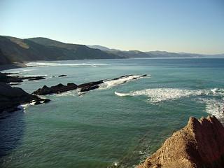 La costa acuchillada