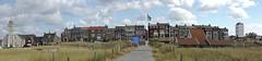 Panorama of Katwijk aan zee... (Photostreamkatwijk) Tags: panorama katwijk nederland vuurtoren wittekerk outdoorfotografie dutch creatieve