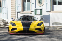 Agera ML (Beyond Speed) Tags: koenigsegg agera rs ml supercar supercars car cars carspotting nikon v8 hypercar yellow black carbon geneva geneva2017 switzerland
