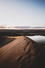 dune sunset (R A M A L A M ▲ S A M D O N G) Tags: bruneau idaho unitedstates