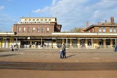 2017_Kiskunfélegyháza_1059 (emzepe) Tags: 2017 április tavasz hungary hongrie ungarn kiskunfélegyháza állomás vasútállomás railway station bahnhof gara gare