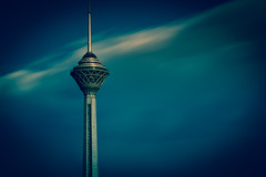 0X5A0700-2 (SamEyeSight Photography) Tags: canon 5d mark iv 24105 landscape travel tehran milad tower capital iran persia street media building architecture middle east best top tall high skyrise
