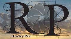 R-P logo (Rocky Pix) Tags: rplogo rocky pix logo art longmont boulder county colorado foothills rockies rockypix mountain wmichelkiteley